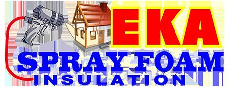 EKA Spray Foam Insulation